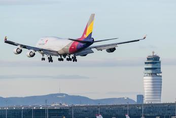 HL7415 - Asiana Cargo Boeing 747-400BCF, SF, BDSF