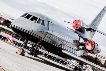 F-GPNJ - Private Dassault Falcon 900 series