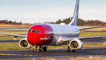 LN-NOZ - Norwegian Air Shuttle Boeing 737-800 aircraft