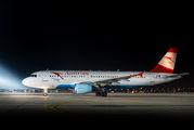OE-LBN - Austrian Airlines/Arrows/Tyrolean Airbus A320 aircraft