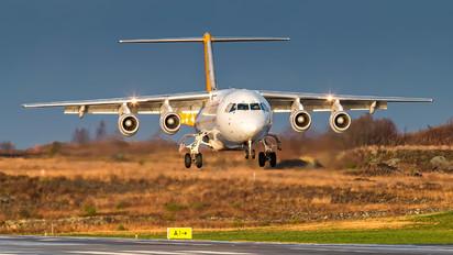 SE-DSS - Malmo Aviation British Aerospace BAe 146-300/Avro RJ100
