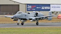 78-0651 - USA - Air Force Fairchild A-10 Thunderbolt II (all models) aircraft
