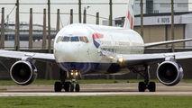 G-BZHA - British Airways Boeing 767-300 aircraft