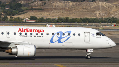 EC-KYP - Air Europa Embraer ERJ-195 (190-200)