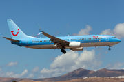 D-ATUZ - TUIfly Boeing 737-800 aircraft