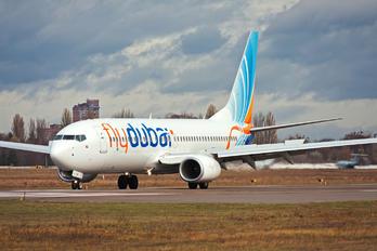 A6-FEX - flyDubai Boeing 737-800