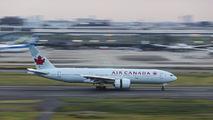 C-FIVK - Air Canada Boeing 777-200LR aircraft