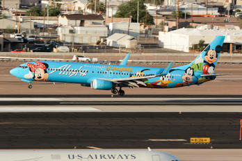 N318AS - Alaska Airlines Boeing 737-900