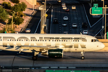N941FR - Frontier Airlines Airbus A319