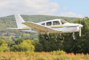 G-ISHA - Private Piper PA-28 Warrior aircraft