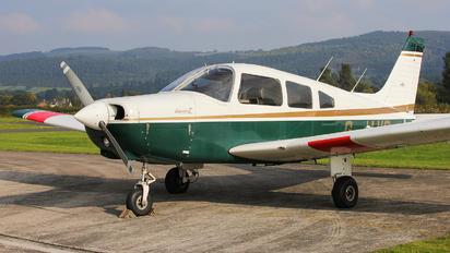 G-JAVO - Private Piper PA-28 Warrior