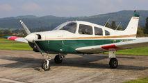 G-JAVO - Private Piper PA-28 Warrior aircraft