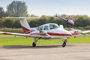 G-MULT - Private Beechcraft 76 Duchess aircraft