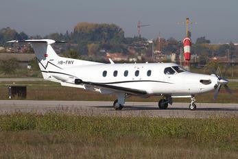 HB-FWV - Private Pilatus PC-12