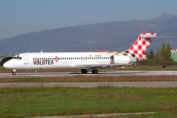 EC -MEZ - Volotea Airlines Boeing 717