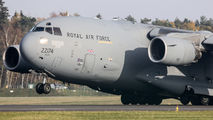 ZZ174 - Royal Air Force Boeing C-17A Globemaster III aircraft