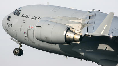ZZ174 - Royal Air Force Boeing C-17A Globemaster III