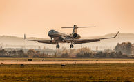 M-BHBH - Private Gulfstream Aerospace G650, G650ER aircraft