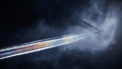 - - Polar Air Cargo Boeing 747-8F