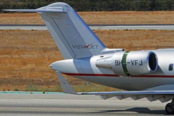 9H-VFJ - Vistajet Bombardier Challenger 605