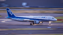 JA8997 - ANA - All Nippon Airways Airbus A320 aircraft