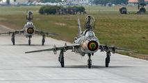 9102 - Poland - Air Force Sukhoi Su-22M-4 aircraft