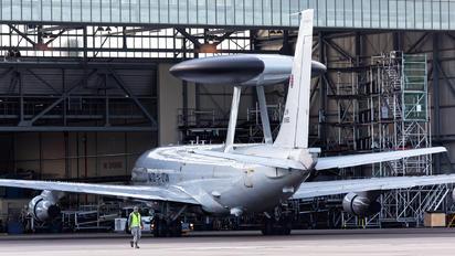 LX-N90450 - NATO Boeing E-3A Sentry