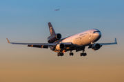 N258UP - UPS - United Parcel Service McDonnell Douglas MD-11F aircraft