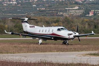 N209PB - Private Pilatus PC-12