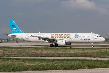 EI-FSB - MetroJet Airbus A321