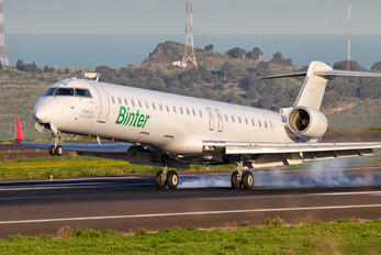 EC-MEN - Binter Canarias Canadair CL-600 CRJ-900