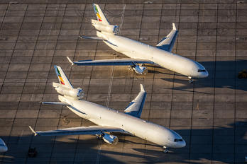 N545BC - Ethiopian Airlines McDonnell Douglas MD-11F