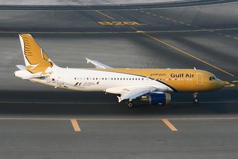 A9C-AG - Gulf Air Airbus A320