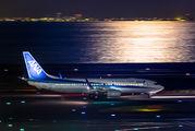 JA56AN - ANA - All Nippon Airways Boeing 737-800 aircraft