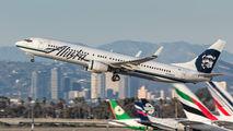 N309AS - Alaska Airlines Boeing 737-900 aircraft