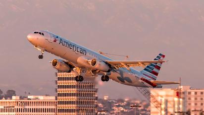 N919US - American Airlines Airbus A321