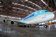 HL7615 - Korean Air Airbus A380 aircraft