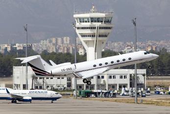 CS-DKG - NetJets Europe (Portugal) Gulfstream Aerospace G-V, G-V-SP, G500, G550