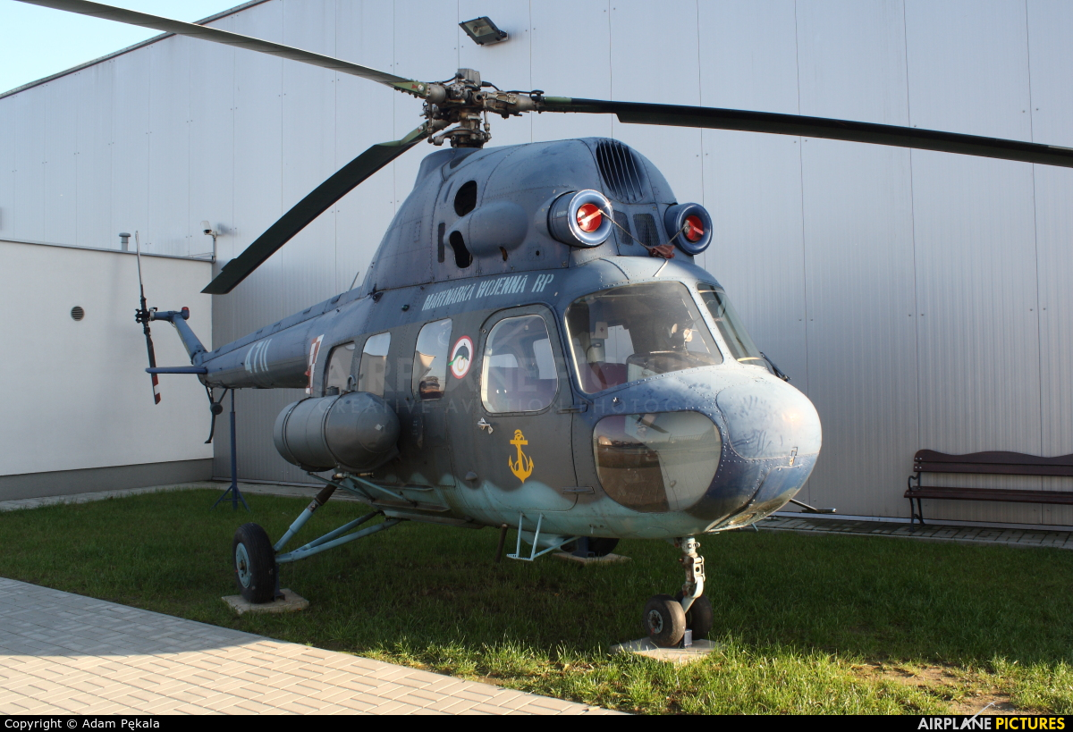 Poland - Navy 4711 aircraft at Dęblin - Museum of Polish Air Force