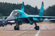 03 - Russia - Air Force Sukhoi Su-34 aircraft
