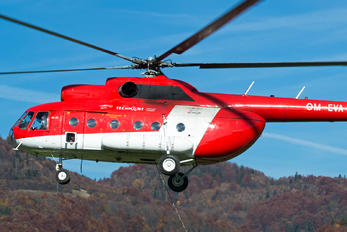 OM-EVA - Techmont Mil Mi-8