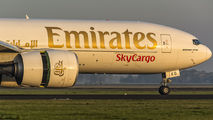 A6-EFO - Emirates Sky Cargo Boeing 777F aircraft