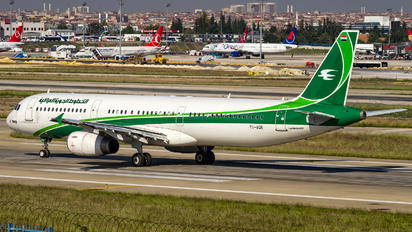 YI-AGR - Iraqi Airways Airbus A321