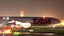 PT-MUD - TAM Boeing 777-300ER aircraft