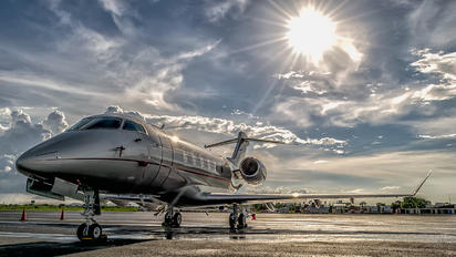 N350VJ - Private Bombardier BD-100 Challenger 350 series