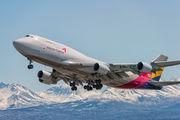 HL7620 - Asiana Cargo Boeing 747-400 aircraft