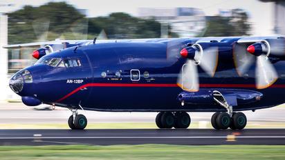 UR-CZZ - Ukraine Air Alliance Antonov An-12 (all models)