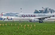 A7-AHH - Qatar Airways Airbus A320 aircraft