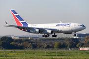 CU-T1250 - Cubana Ilyushin Il-96 aircraft