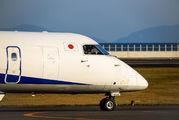 JA852A - ANA Wings de Havilland Canada DHC-8-400Q / Bombardier Q400 aircraft